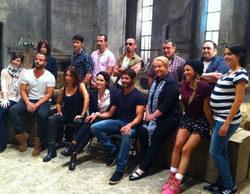 Así son los personajes de 'Rabia', el nuevo serial postapocalíptico de Mediaset España