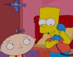 Indignación ante una broma sobre una violación en el crossover de 'Los Simpson' y 'Padre de familia'