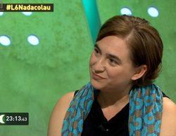 """Ada Colau en 'laSexta noche': """"Pujol es parte de ese régimen que se resiste a morir pero que claramente se está muriendo"""""""