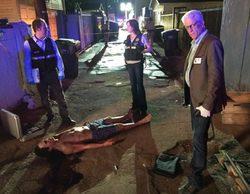 'CSI: Las Vegas' sube hasta un magnífico 6,8 y domina el día en FDF