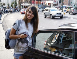 """Los taxistas contra Cristina Pedroche: """"No cojas jamás un taxi, te conocemos todos y no eres bienvenida"""""""