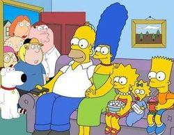 El crossover entre 'Los Simpson' y 'Padre de familia' supera los 8 millones de espectadores