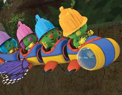 Canal Panda estrena 'Doozers', la serie inspirada en Los Curris de 'Fraggle Rock'