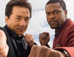 """""""Hora punta"""", la saga protagonizada por Jackie Chan, será una serie de televisión"""