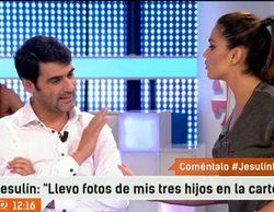 Jesulín de Ubrique y Lara Álvarez gastan una broma a Susanna Griso