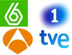 laSexta (29%) Antena 3 (26%) y La 1 (11%), las cadenas preferidas por los españoles