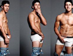 Nick Jonas se desnuda para Flaunt y entierra su pasado Disney