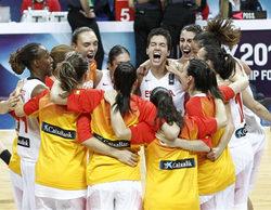 La final del Mundial de baloncesto femenino entre España y Estados Unidos se emite este domingo en La 1