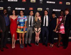 Así fue la première de la 5º temporada de 'The Walking Dead' en Los Angeles
