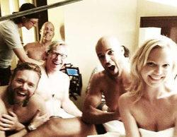 El equipo de 'State of Affairs' se desnuda durante la grabación de una secuencia de Katherine Heigl