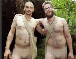 ¿Por qué están Seth Rogen y James Franco desnudos en medio de un bosque?