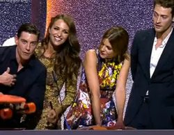 Auryn, 'Velvet' y Abraham Mateo, triunfadores de los Neox Fan Awards 2014