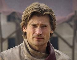 Jaimie Lannister (Nikolaj Coster-Waldau), confundido con un turista en el Alcázar de Sevilla al rodar 'Juego de Tronos'