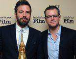 Ben Affleck y Matt Damon trabajan en 'Incorporated', nueva serie para Syfy