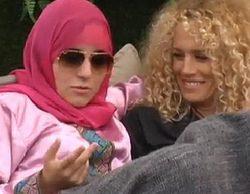 Shaima y Azahara acusan a Omar, a Lucía y a Vitín de haber planeado el triángulo amoroso