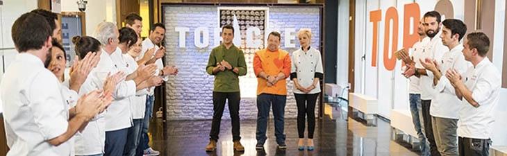 'Top Chef' (16,9%) vuelve a imponerse a 'Hay una cosa que te quiero decir' (16,5%)