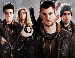 """El estreno de """"Amanecer rojo"""" (14,3%), en 'El taquillazo', y 'Hermanos' (14%) se reparten la noche"""