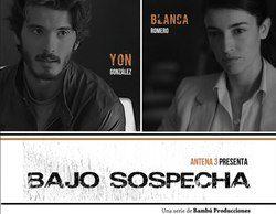 Antena 3 firma un acuerdo para la distribución internacional de 'Bajo sospecha'