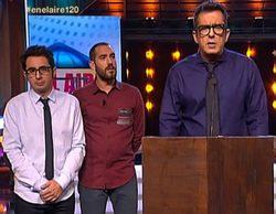 Buenafuente critica el horario en el que se emite 'En el aire' convocando una consulta, como Mas con el 9N