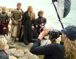 El elenco de 'Juego de tronos' ya está en Osuna para rodar escenas de la quinta temporada