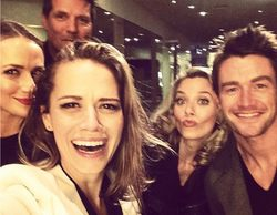 Los actores de 'One Tree Hill' se reúnen dos años después del final de la serie