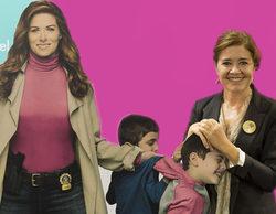 """María Pujalte sobre 'The Mysteries of Laura': """"Debra Messing me encanta como Laura Diamond"""""""