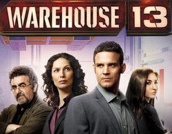 SyFy España estrena en primicia la quinta y última temporada de 'Warehouse 13'