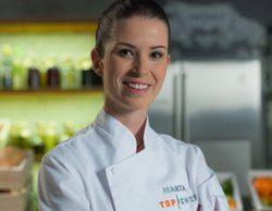 Marta es la sexta expulsada de la segunda edición de 'Top Chef'