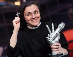 """Sor Cristina, la monja ganadora de 'La Voz Italia', elige """"Like a Virgin"""" de Madonna como primer single"""