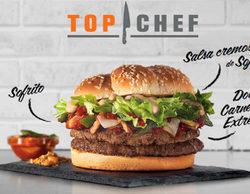 Los platos de 'Top Chef' saltan de la televisión a una conocida cadena de hamburguesas