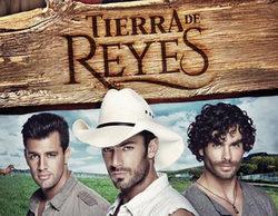 Telemundo inicia la grabación de 'Tierra de Reyes', el remake de 'Pasión de gavilanes'