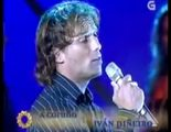 Iván Piñeiro, concursante de 'Adán y Eva', participó en un programa musical hace varios años
