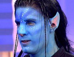 """Así es Avatar, el tronista de 'Mujeres y hombres y viceversa' tras """"convertirse"""" en humano"""