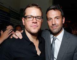 Ben Affleck y Matt Damon producirán una nueva comedia para Fox