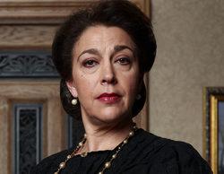 María Bouzas, de 'El Secreto de Puente Viejo', acude a una cena de gala con los Reyes y la presidenta de Chile
