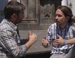 """Jordi Évole critica el tratamiento de Antena 3 a su entrevista con Pablo Iglesias: """"Me parece un error"""""""