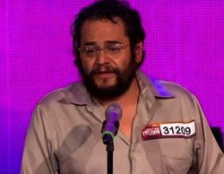 Jahvel Johnson, cantante de metro, emociona al jurado de 'México tiene talento'
