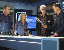 Cuatro emite este lunes un crossover entre 'C.S.I Las Vegas' y 'C.S.I. Nueva York'