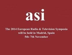 Madrid acoge, del 5 al 7 de noviembre, el 19º Simposio de Televisión y Radio Europeas
