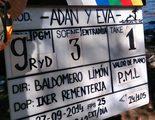 Imágenes del programa 'Adán y Eva' detrás de las cámaras