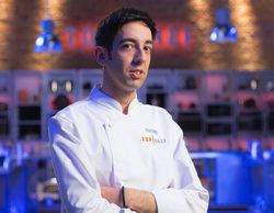"""David García ('Top Chef'): """"Competir con grandes cocineros en un ambiente de rivalidad es una experiencia única"""""""