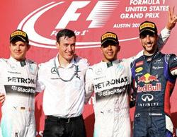 El GP de Estados Unidos de Fórmula 1 suma 3,5 millones (16,9%) en el prime time de Antena 3