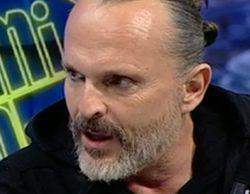 """Miguel Bosé dedica una canción a Rajoy y critica a los políticos: """"Cuando hay gangrena se amputa, y esto es lo que hay que hacer"""""""