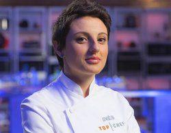 Inés es la octava expulsada de la segunda edición de 'Top Chef'