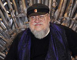 """George R.R. Martin: """"El de HBO no es el trono de hierro que quiero que los lectores  de 'Juego de Tronos' vean"""""""