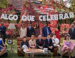 Así es 'Algo que celebrar': los personajes y la trama