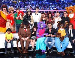 Miki Nadal de Elvis Presley, María del Monte como J. Lo o Anna Simon de Avril Lavigne en el próximo 'Tu cara me suena Mini'