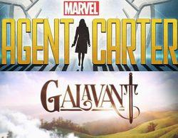 ABC anuncia las fechas de estreno de 'Marvel's Agent Carter' y 'Galavant'