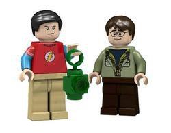 Lego lanzará al mercado las figuritas de 'The Big Bang Theory'