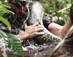"""Un aventurero será engullido por una anaconda en """"Eaten Alive"""", el nuevo documental de Discovery Channel"""